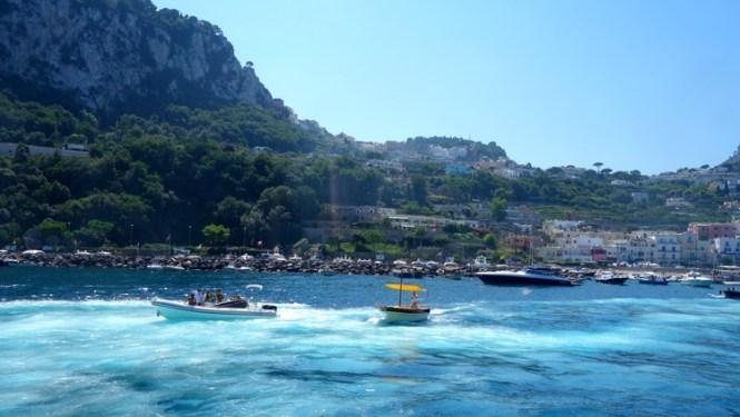 Tache de Rousseur - Voyage à Capri (Naples) (1)