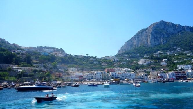Tache de Rousseur - Voyage à Capri (Naples) (2)