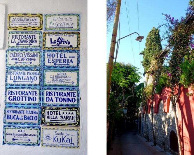 Tache de Rousseur - Voyage à Capri (Naples) (24)