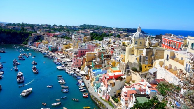 Tache de Rousseur - Voyage à Procida (Naples) (12)