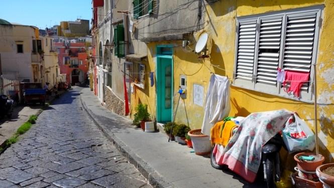 Tache de Rousseur - Voyage à Procida (Naples) (17)