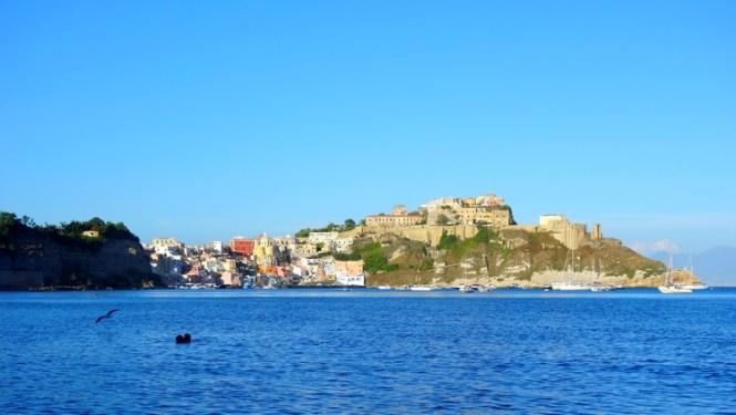 Tache de Rousseur - Voyage à Procida (Naples) (20)