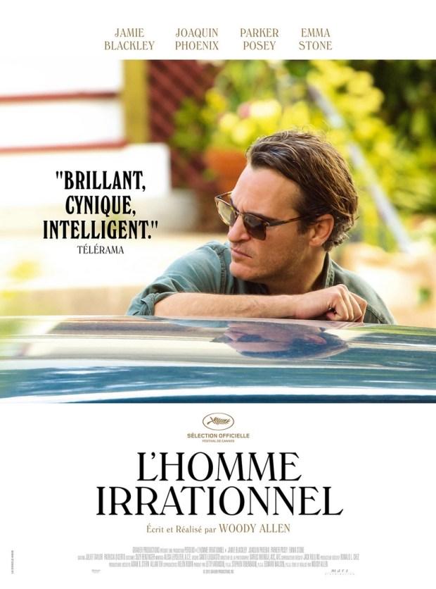 Critique Cinéma - Woody Allen - L'homme irrationnel (1)