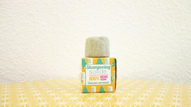 Shampoing solide Lamazuna cheveux normaux - Blog beaute Tache de Rousseur (2)