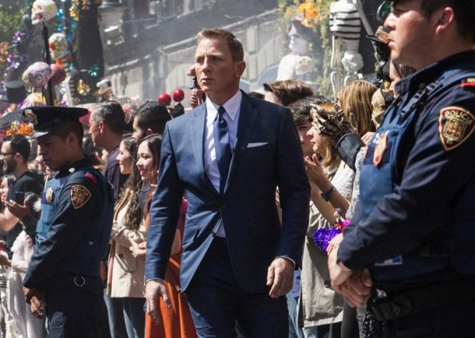James Bond 007 SPECTRE - Blog lifestyle Tache de Rousseur (5)