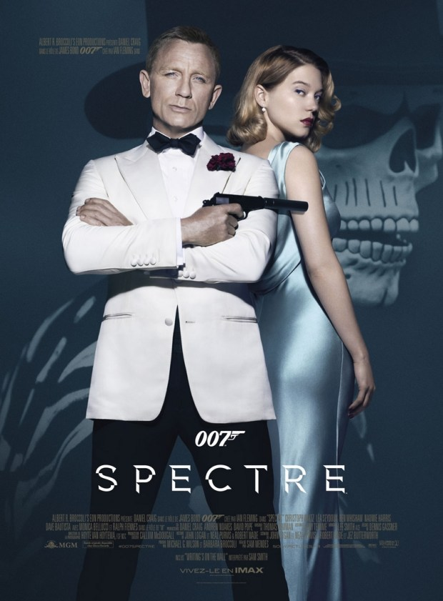 James Bond 007 SPECTRE - Blog lifestyle Tache de Rousseur (7)
