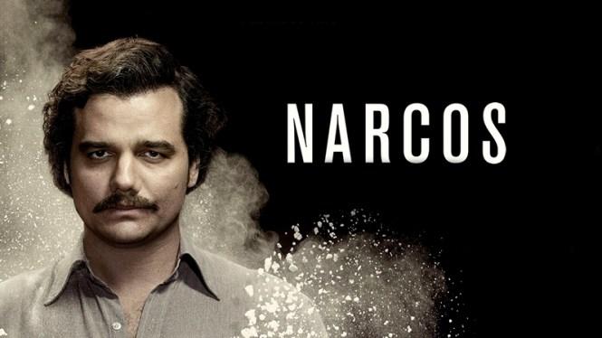 NARCOS série tv Netflix - Pablo Escobar