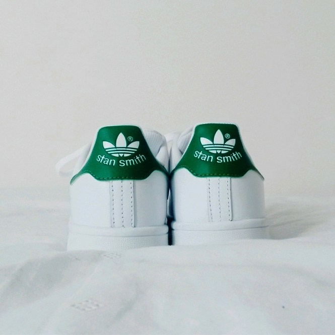 Favoris de novembre 2015 - Adidas Stan Smith vertes