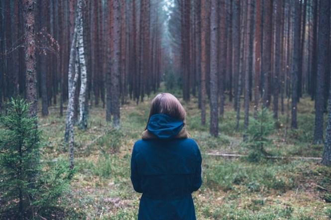 Introvertie et heureuse