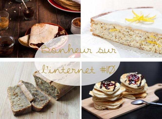 Bonheur sur l'internet10 - Desserts vegan - végétaliens