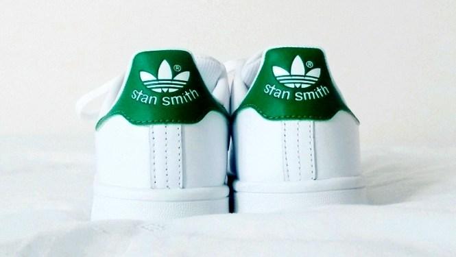 Mes favoris de 2015 - Adidas Stan Smith vertes