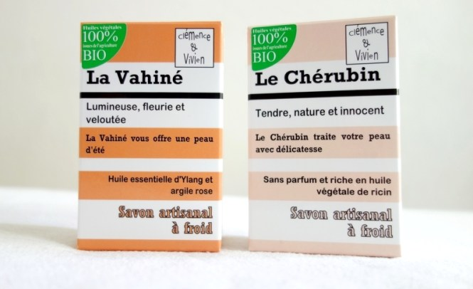 Les Savons Saponifiés à Froid (SAF) surgras - Clémence et Vivien
