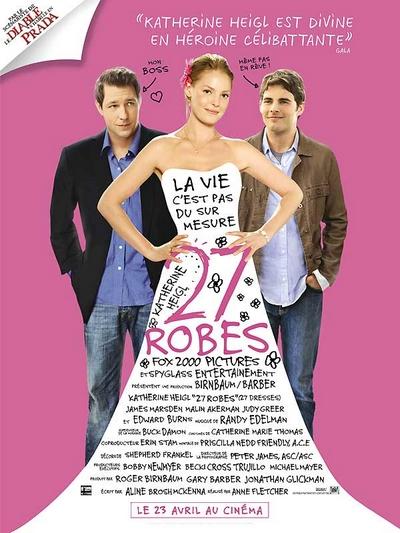 Blog Tache de Rousseur - Mes comédies romantiques préférées - 27 robes