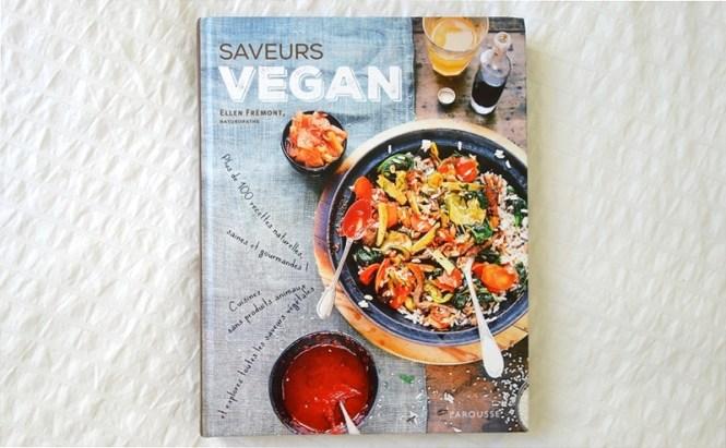 Blog Tache de Rousseur - Saveurs Vegan - Ellen Frémont (livre de cuisine vegan saine et gourmande au quotidien)