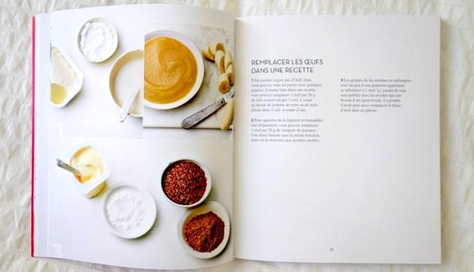 Blog Tache de Rousseur - Vegan (livre de cuisine vegan saine et gourmande au quotidien) 1