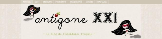 Tache de Rousseur - Mes blogs Green préférés - Antigone XXI