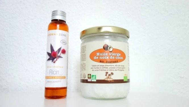 Routine cheveux naturelle - Blog Tache de Rousseur 1