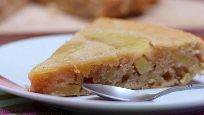 Bonheur sur l'internet - Desserts Vegan, Gateau aux pommes et canelle - Tache de Rousseur, blog beauté naturelle et lifestyle