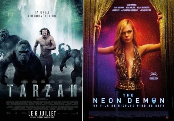 Chronique Cinéma - Tarzan + The Neon Demon _ Blog Tache de Rousseur