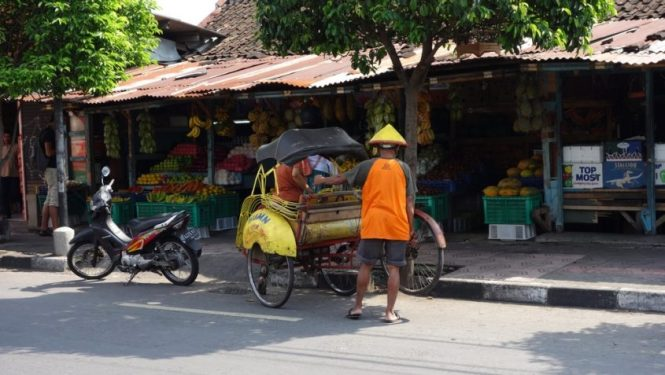 Blog voyage Indonésie - Jogjakarta (Yogjakarta) Prawirotaman