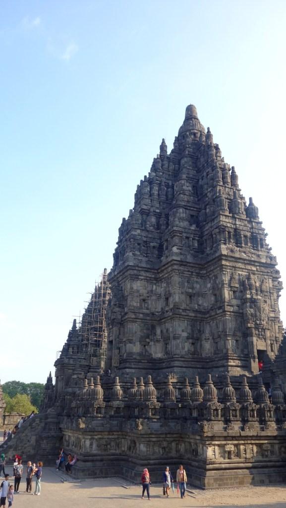 Blog voyage Indonésie - Jogjakarta, Prambanan