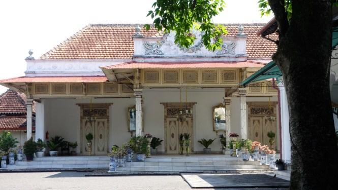 Blog voyage Indonésie - Jogjakarta Kraton
