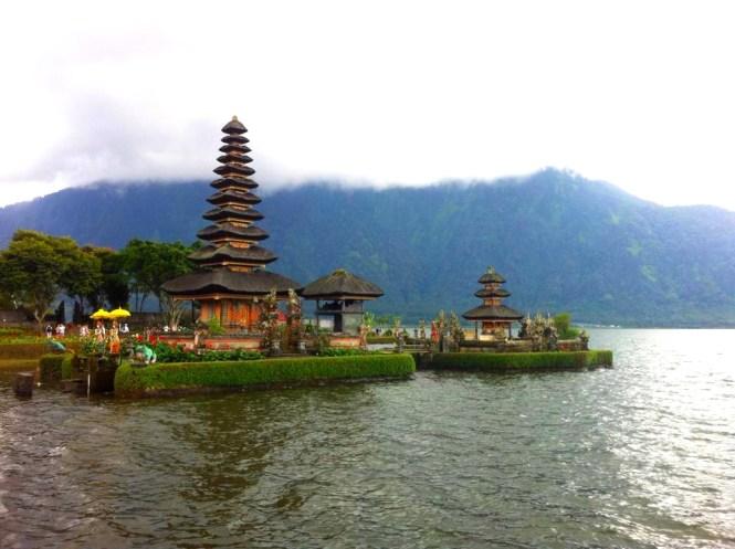 Voyage 1 mois en Indonésie - Bali Nord : Munduk Pura Ulau Brtan