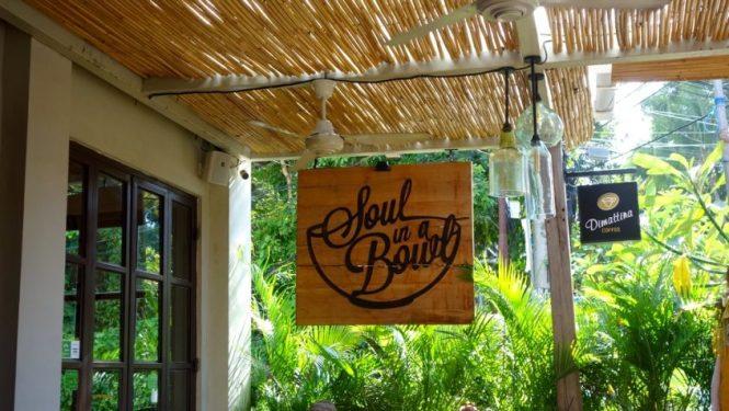 Voyage 1 mois en Indonesie - Sud Bali - Sanur - Soul in a Bowl Reastaurant