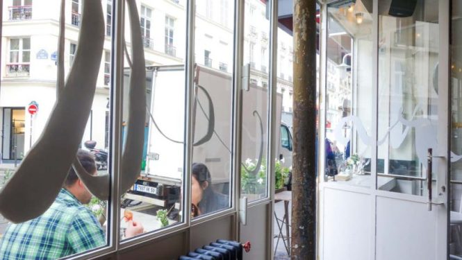 Brunch Marcelle Paris 1er - Blog Tache de Rousseur
