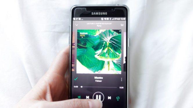 Se mettre au sport - Playlist running spotify