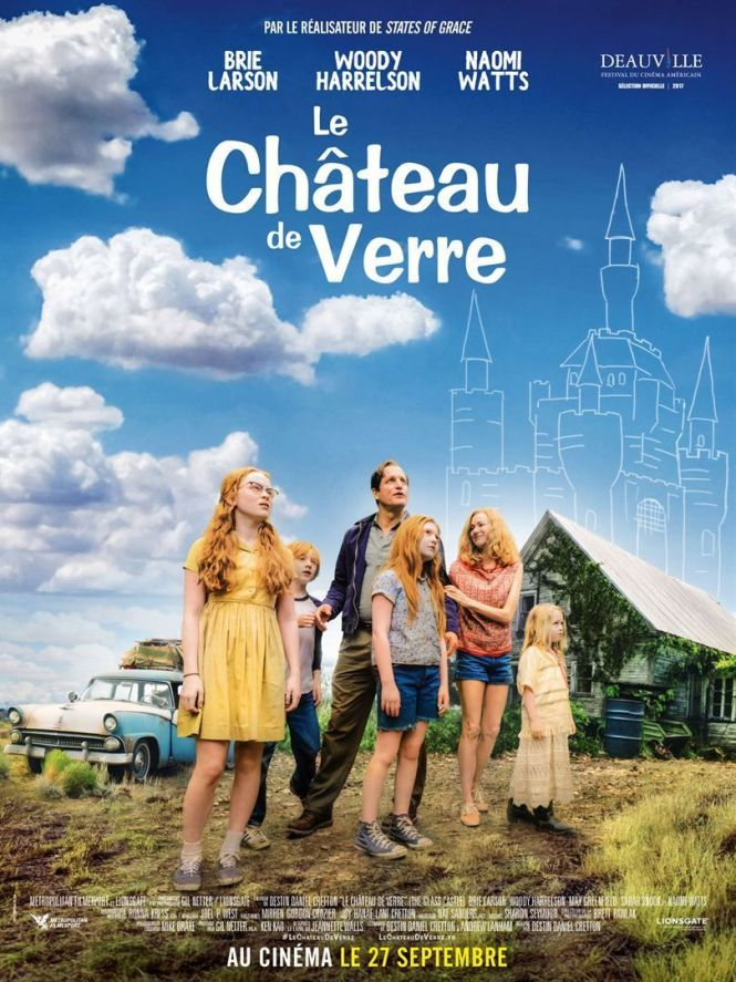 Critique cinema - Le chateau de verre film