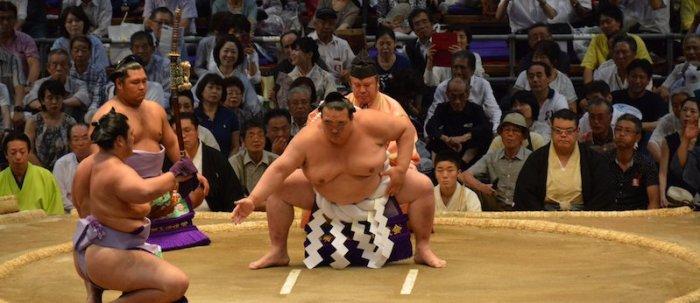 Kisenosato-Dohyo-iri
