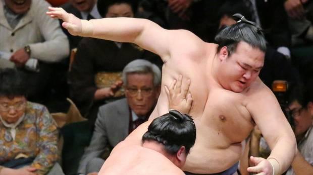 Kisenosato-Yoshikaze