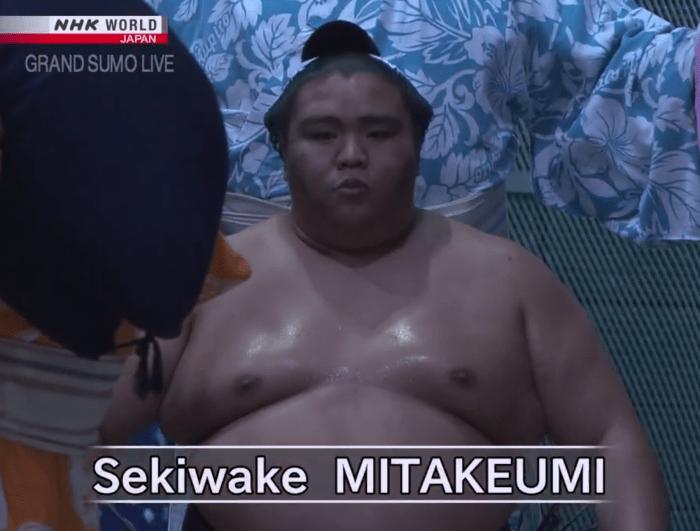 mitakeumi-preparing