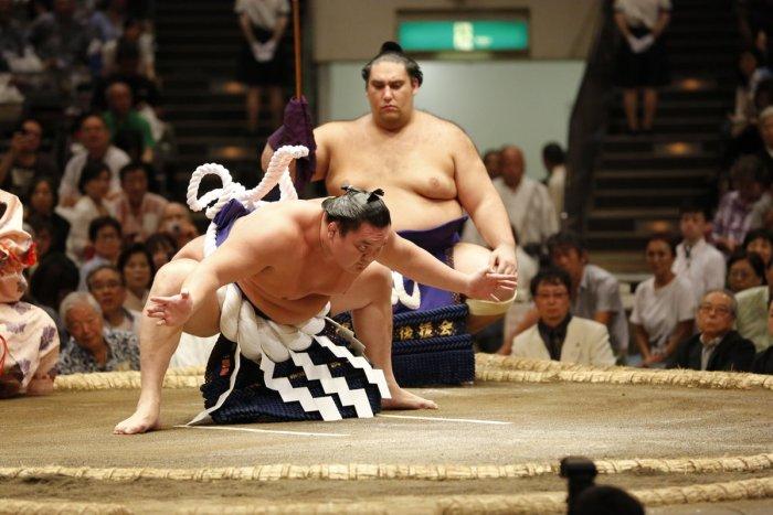 Hakuho Dohyo-iri