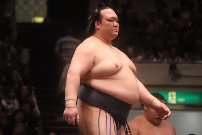 Kisenosato day 8
