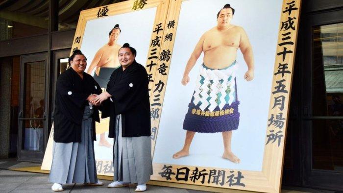 Mitakeumi - Kakuryu