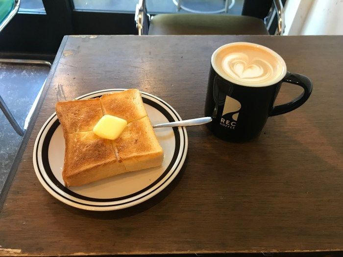 Rec Coffee Fukuoka