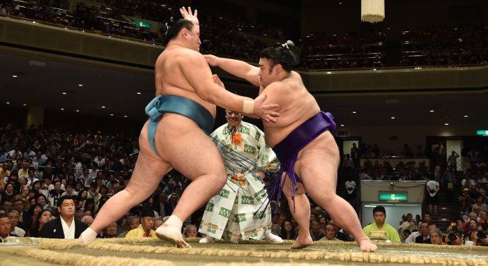 Takakeisho vs Tamawashi