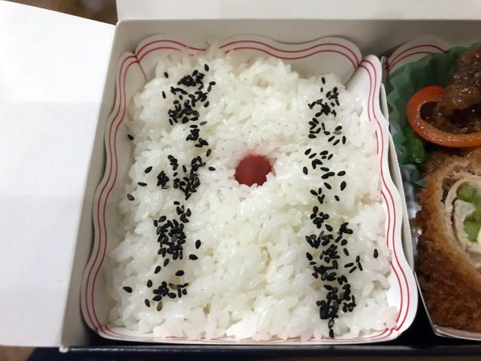 Tochinoshin Bento Umeboshi
