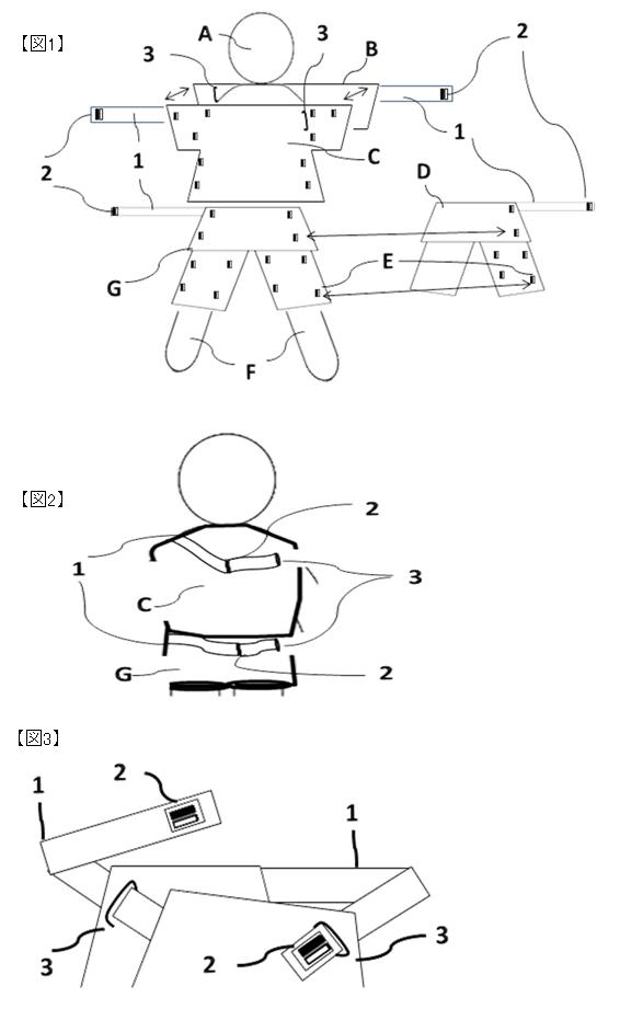 介護服 特許
