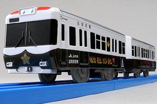 京阪電車600形 パト電ラッピング電車