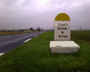 DONT DRINK & DRIVE