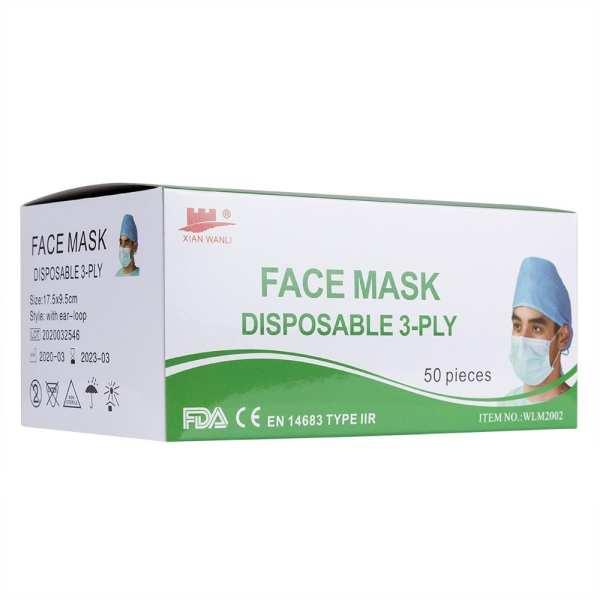 type IIR masks