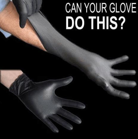 black mamba gloves demo
