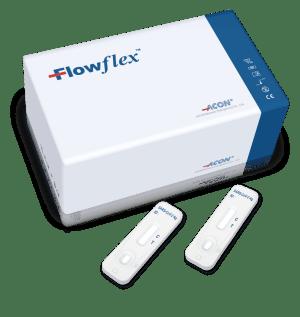 flowflex rapid tests