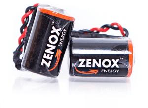 zenox tachograph battery
