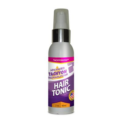 Amazing New Tachyon Hair Tonic