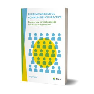 Building successful Communities of practice book