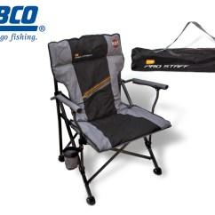 Zebco Fishing Chair Antique Styles Pro Staff Supreme L 42cm W 54cm H 65cm
